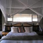 Here is a picture of our room at Inyati