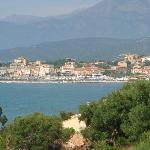 View of St Florent