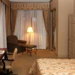 Large rooms are standard at the Inn on Broadway