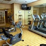 Stay Fit at the Inn on Broadway