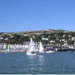 Aberdovey from the water