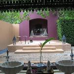 Outdoor Garden Bath