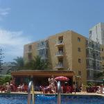 Foto de Palm Court Apartments
