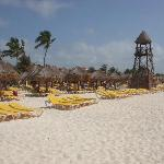 plage lindo/maya