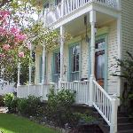 The front house at the Chimes Bed and Breakfast