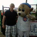 get your pic with cubby!