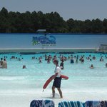 Myrtle Waves wave pool