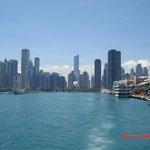 shoreline of Chicago