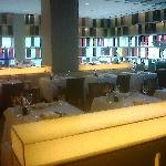 The Vetro restaurant