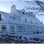 Winter Wonderland at Castle Murray House Hotel & Restaurant