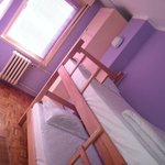 Two-bed room