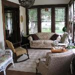 Front Porch - Foldout Couch