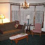 Livingroom - Summer arrangement
