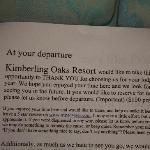 Photo de Kimberling Oaks Resort