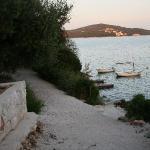 beach (Belvedere side)