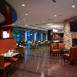 Harold's Bistro & Bar in the Sheraton Vancouver Airport