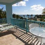 Timothy Beach Resort Balcony & Extra Lounge Chairs
