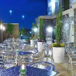 Holiday Inn Southaven Patio