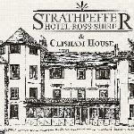 In the heart of Strathpeffer