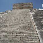 Trip to Chichen Itza Mayan pyrimid