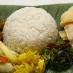 Bilde fra Jothy's Fish Head Curry and Banana Leaf Restaurant