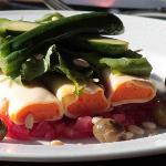 Vegetarian - Handmade Butternut Squash Cannelloni