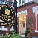 Acorn Lodge Front