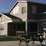 Bakery at the Harbor, Seward, Alaska