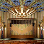 The interior of the restored Fox Theater