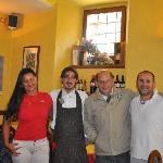 Mara,graçon,Agassis e Alessandro