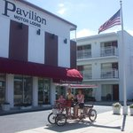 Photo de Pavilion Motor Lodge