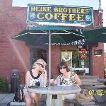 Heine Brothers Coffee on Bardstown Road