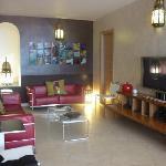 Lounge/common area