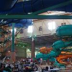 Random pic of inside water park