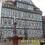 Stadt Goslar Bild 2 Fachwerkhaus