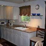 St. Helens Suite kitchen, Bay Park Terrace
