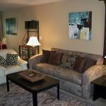 St. Helens Suite living room, Bay Park Terrace