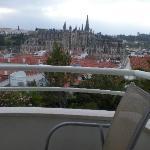 Blick von unserem Balkon (503)