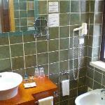 Bad zu Zimmer 503