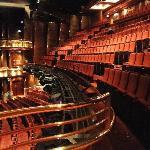 Das Theater von innen