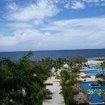 view from a veranda