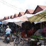 Psarleur Market