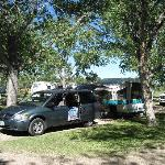 Badlands/White River KOA site