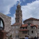 Dicoletians Palace, Split