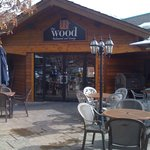 Foto de The Wood Restaurant and Lounge