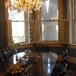 Breakfast in Elegant Dining Room