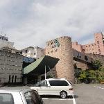 松島温泉の中では結構規模が大きいホテル