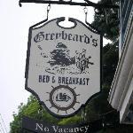 The Greybeard's sign