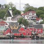 Beautiful Lunenburg from across the harbor