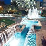 dalla piazza delle fontane * from the fountain square